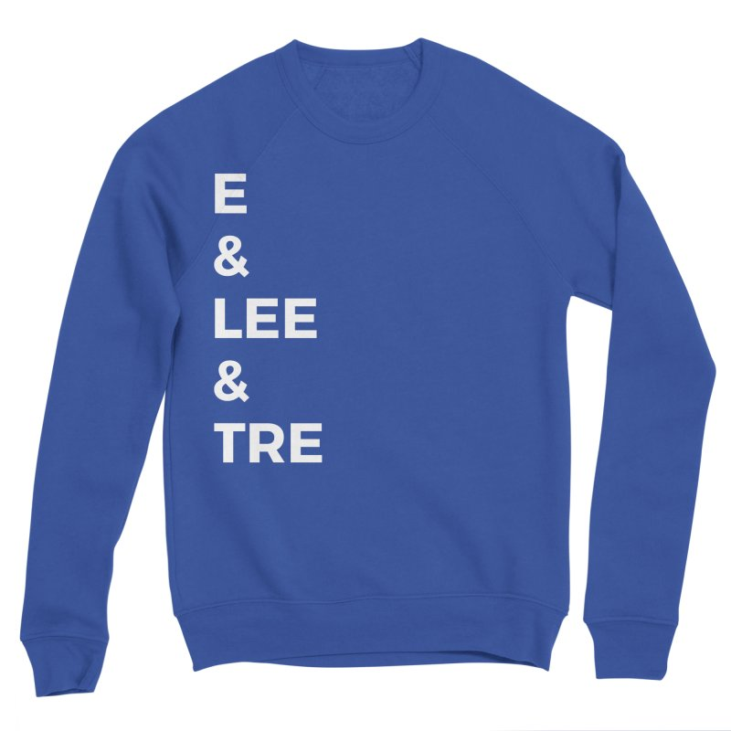 Eric Washington x The Elite Podcast - The Cast #1 Women's Sweatshirt by Eric Washington's Merch Shop
