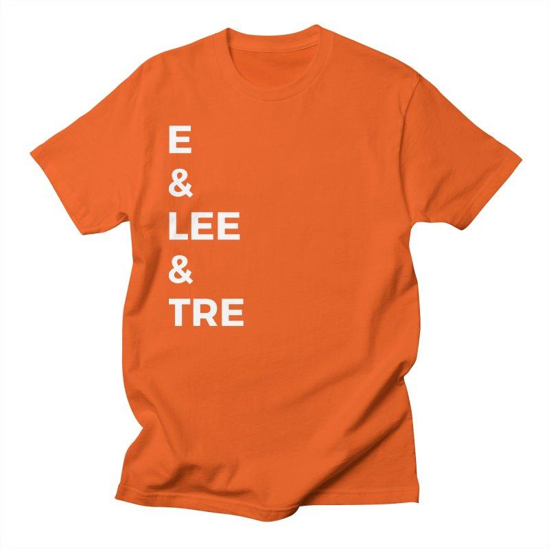 Eric Washington x The Elite Podcast - The Cast #1 Women's Regular Unisex T-Shirt by Eric Washington's Merch Shop