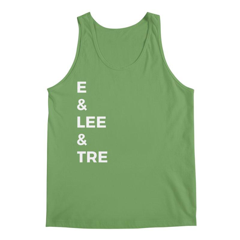 Eric Washington x The Elite Podcast - The Cast #1 Men's Tank by Eric Washington's Merch Shop