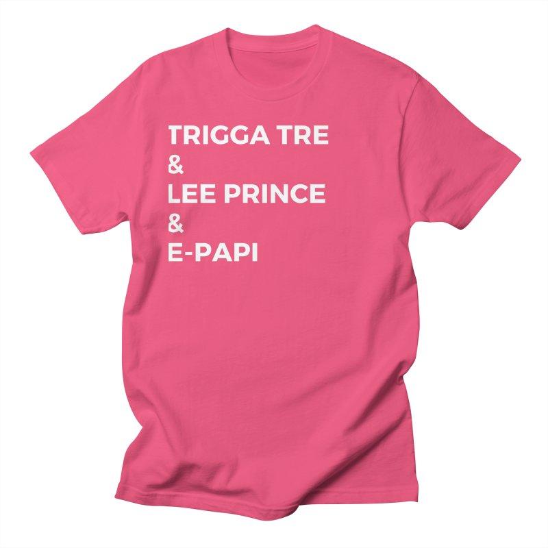 Eric Washington x The Elite Podcast - The Cast #2 Women's Regular Unisex T-Shirt by Eric Washington's Merch Shop