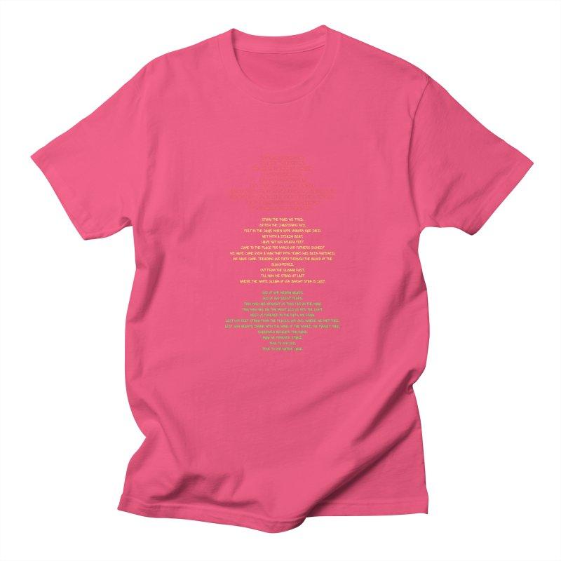 Lift Every Voice Women's Regular Unisex T-Shirt by Eric Washington's Merch Shop