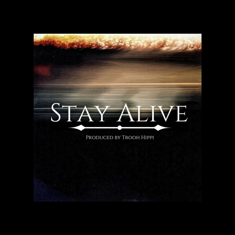 Stay Alive by Eric Washington's Merch Shop