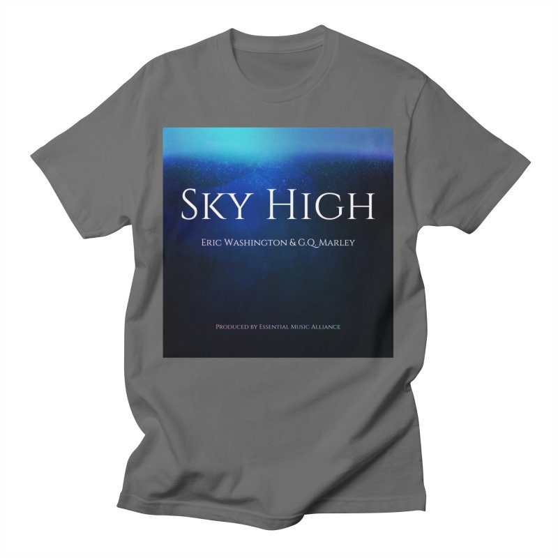 Sky High Men's T-Shirt by Eric Washington's Merch Shop