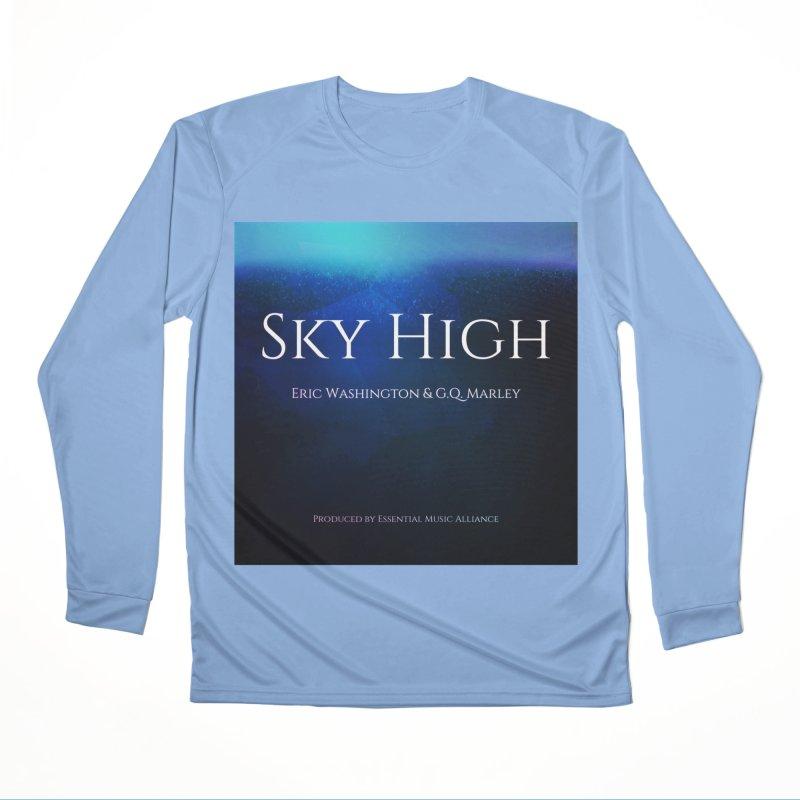 Sky High Men's Performance Longsleeve T-Shirt by Eric Washington's Merch Shop