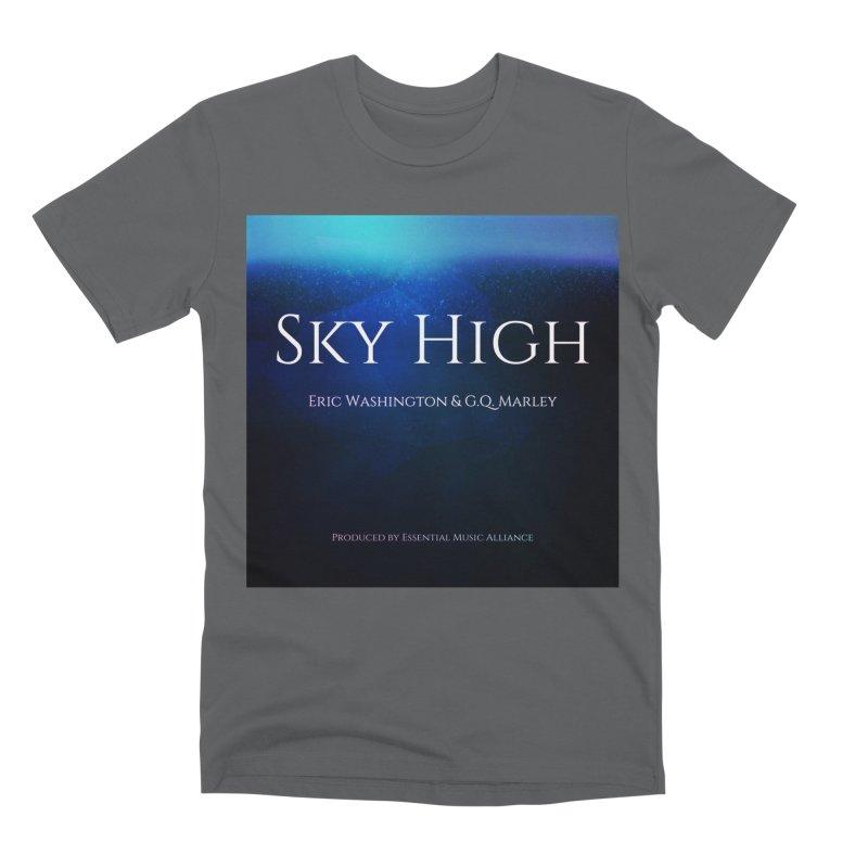 Sky High Men's Premium T-Shirt by Eric Washington's Merch Shop