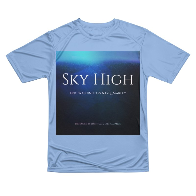 Sky High Men's Performance T-Shirt by Eric Washington's Merch Shop
