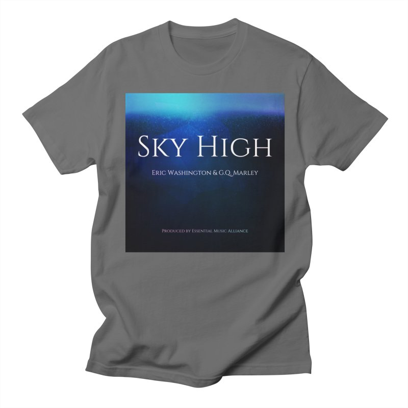 Sky High Men's T-Shirt by Eric Washington's Merch Shop