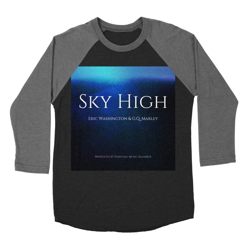Sky High Men's Baseball Triblend Longsleeve T-Shirt by Eric Washington's Merch Shop