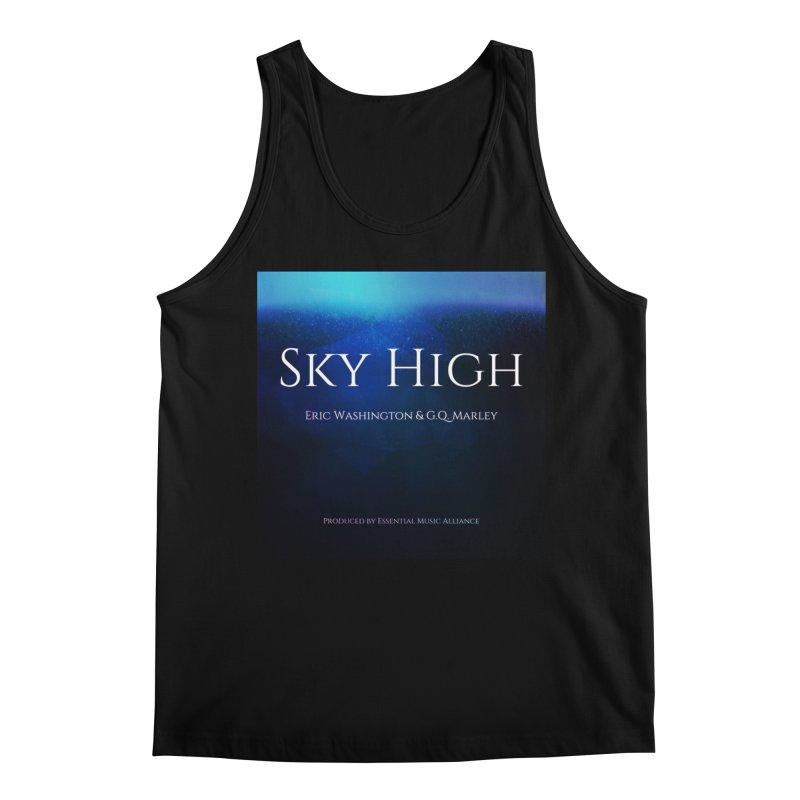 Sky High Men's Regular Tank by Eric Washington's Merch Shop