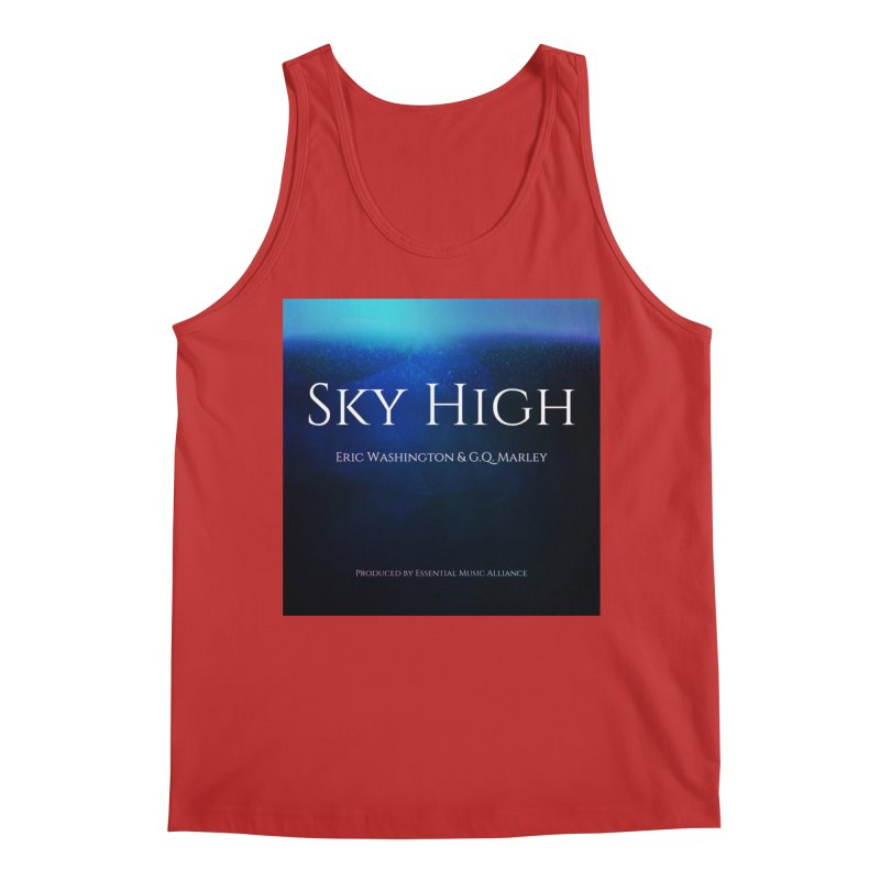Sky High Men's Regular Tank by Eric Washington's Merch Shop