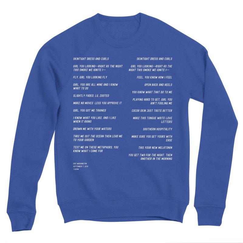 Lover Women's Sweatshirt by Eric Washington's Merch Shop