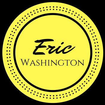 Eric Washington's Merch Shop Logo