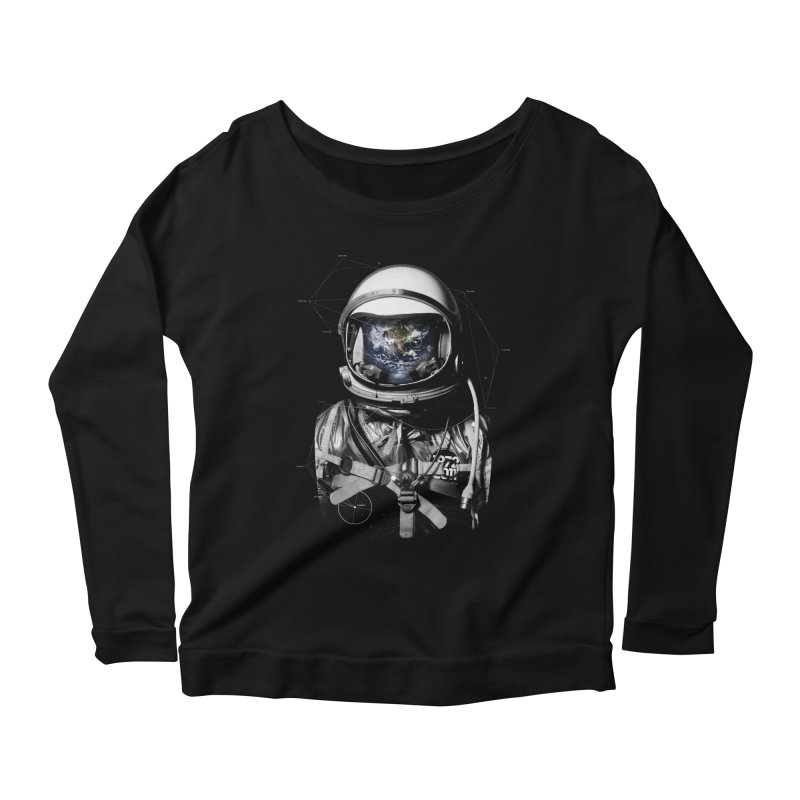 The Program Women's Longsleeve Scoopneck  by Eric Zelinski (EZFL)
