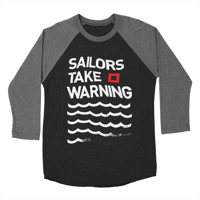 Red Sky Mornings Men's Baseball Triblend T-Shirt by Eric Zelinski (EZFL)