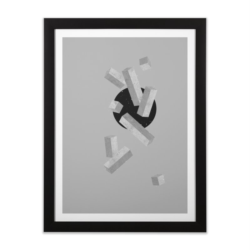 10 Items or Less Home Framed Fine Art Print by Eric Zelinski (EZFL)