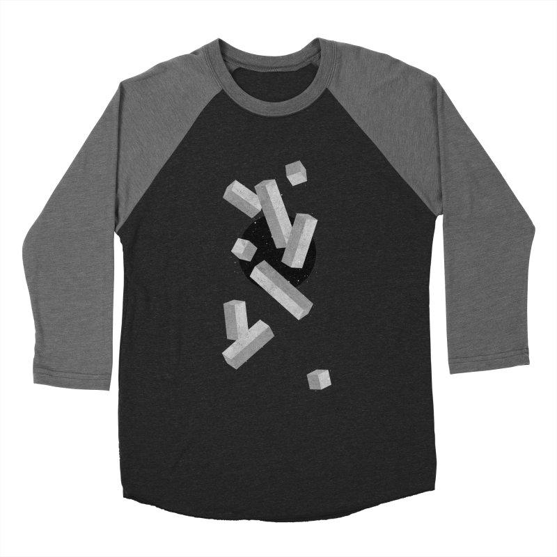 10 Items or Less Men's Baseball Triblend T-Shirt by Eric Zelinski (EZFL)