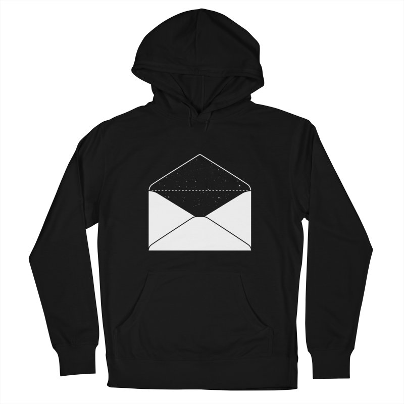 Space Mail Men's Pullover Hoody by Eric Zelinski (EZFL)