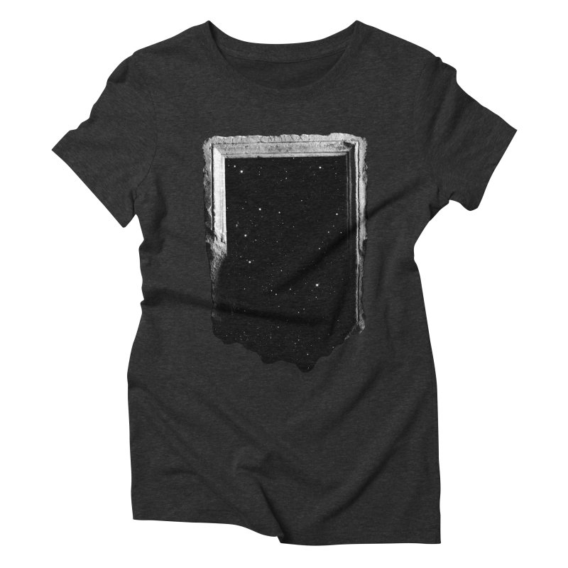 Egress Women's Triblend T-shirt by Eric Zelinski (EZFL)