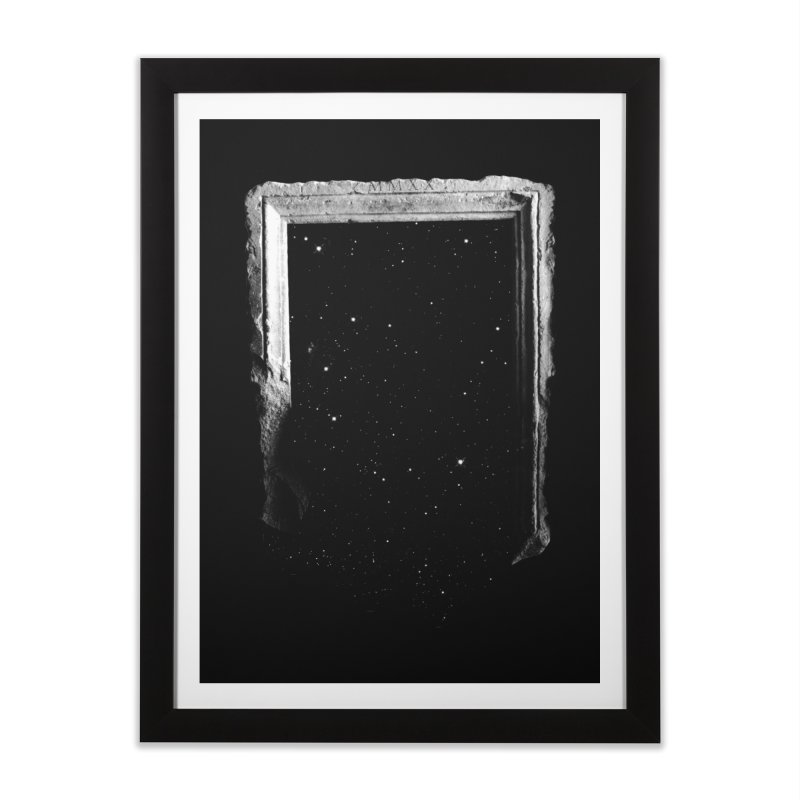 Egress Home Framed Fine Art Print by Eric Zelinski (EZFL)
