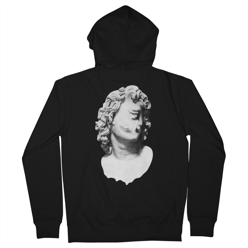 INVRT Men's Zip-Up Hoody by Eric Zelinski (EZFL)
