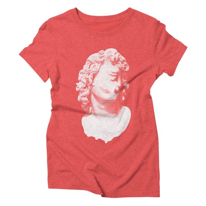 INVRT Women's Triblend T-shirt by Eric Zelinski (EZFL)