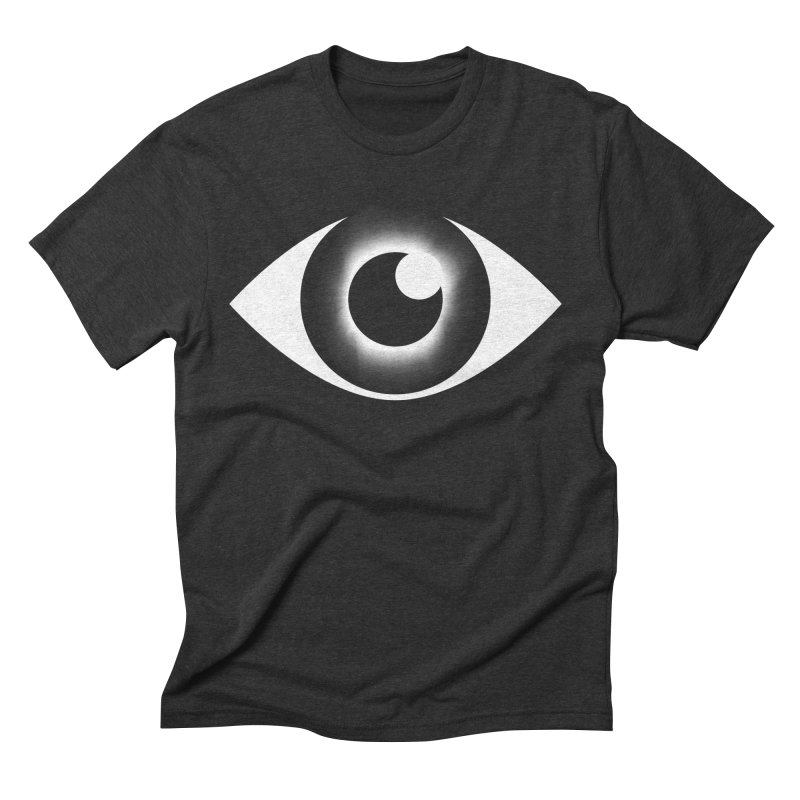Eyeclipse Men's Triblend T-shirt by Eric Zelinski (EZFL)