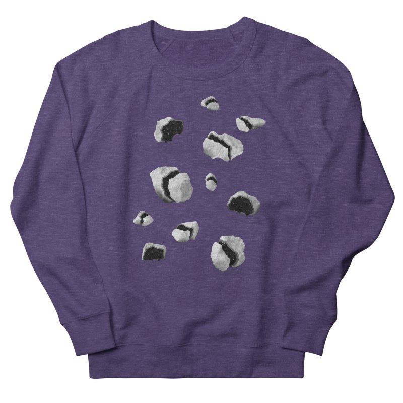 Space Rocks Men's Sweatshirt by Eric Zelinski (EZFL)