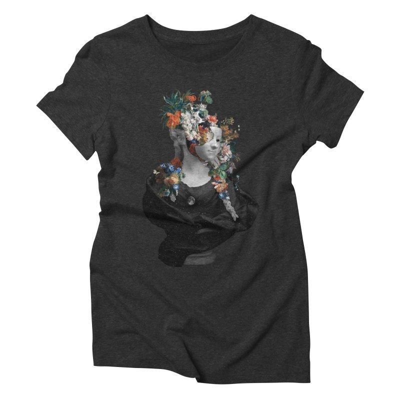 Midnight in Spring Women's Triblend T-Shirt by Eric Zelinski (EZFL)
