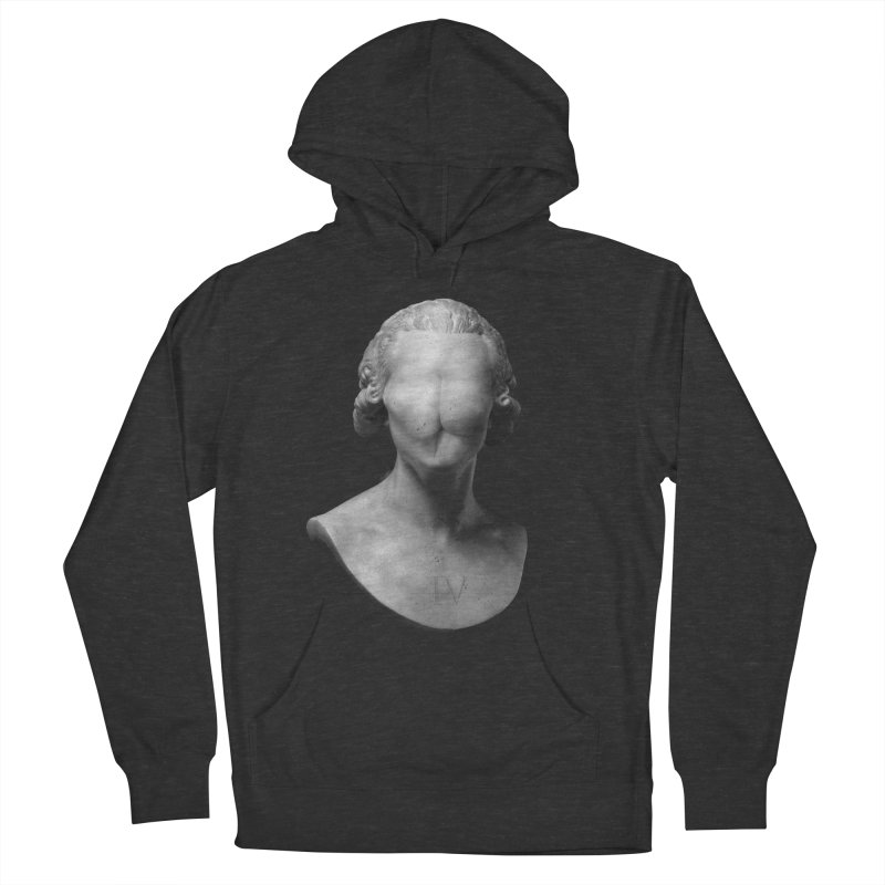 Sir Gluteus IV of Derriere Men's Pullover Hoody by Eric Zelinski (EZFL)