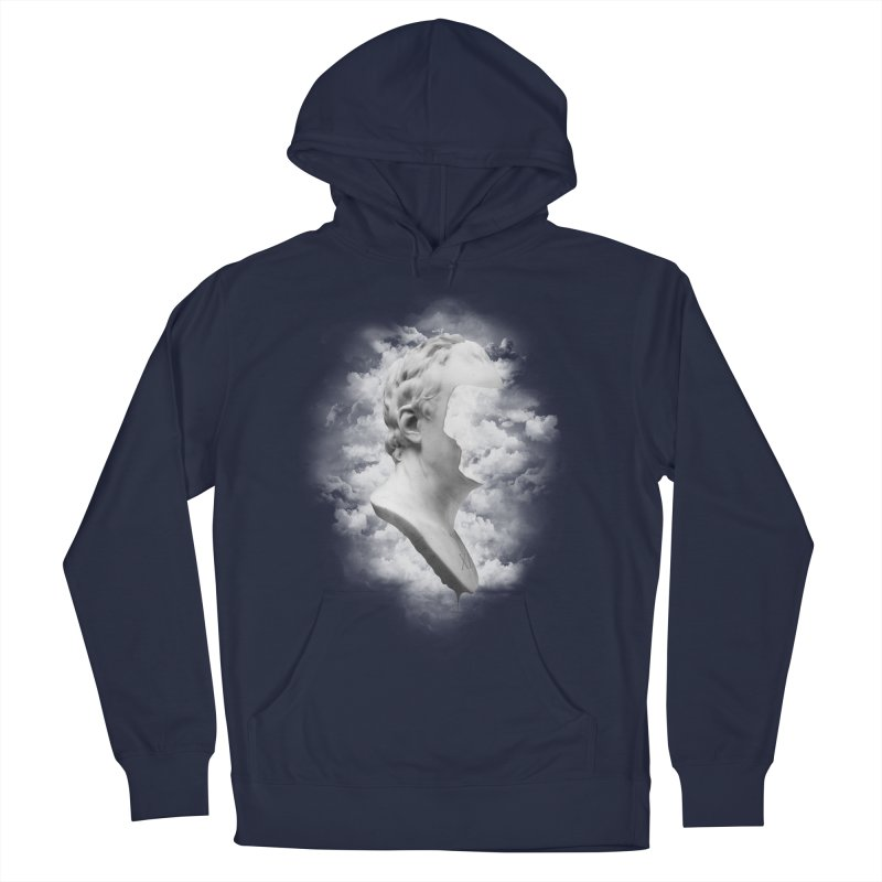 Clouds In My Head Women's Pullover Hoody by Eric Zelinski (EZFL)