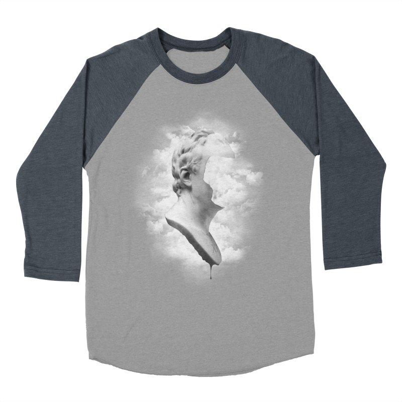 Clouds In My Head Men's Baseball Triblend T-Shirt by Eric Zelinski (EZFL)