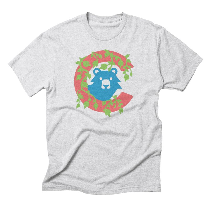 Ivy Cub Men's T-Shirt by Sam and Erikas