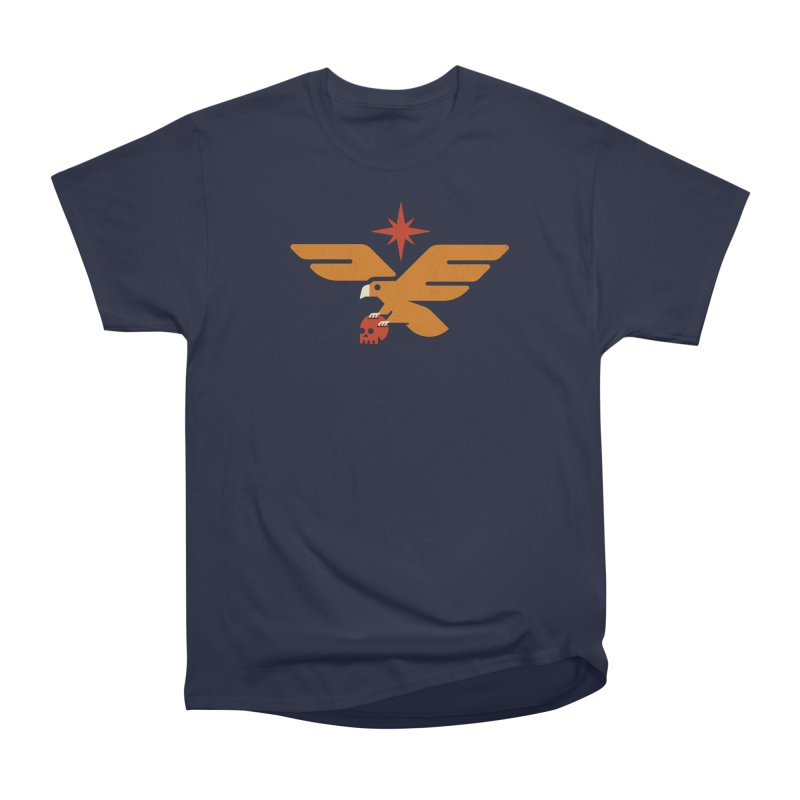Lost Eagle Men's T-Shirt by Erikas