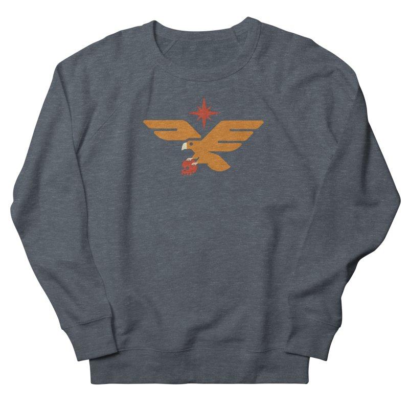 Lost Eagle Men's Sweatshirt by Erikas