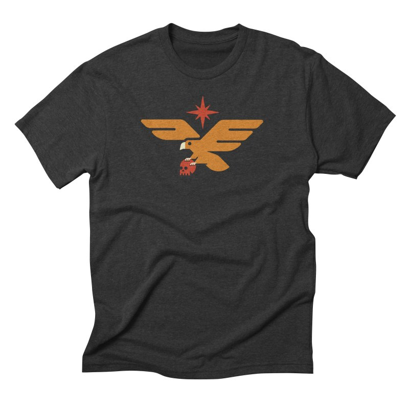 Lost Eagle Men's T-Shirt by Erikas