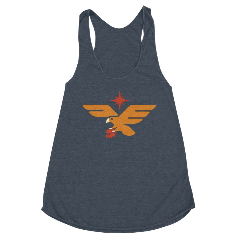 Lost Eagle Women's Tank by Erikas