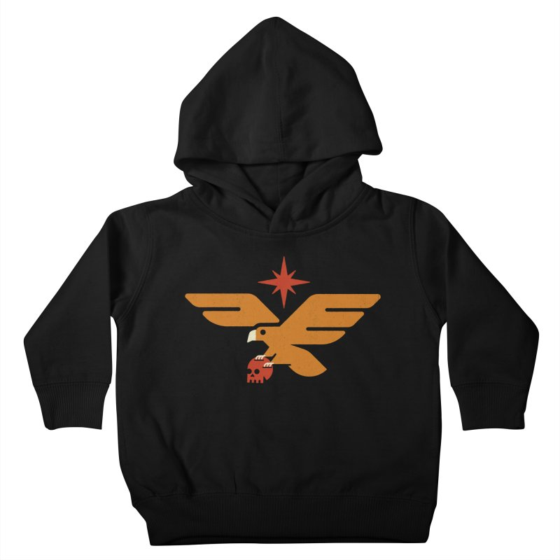 Lost Eagle Kids Toddler Pullover Hoody by Erikas