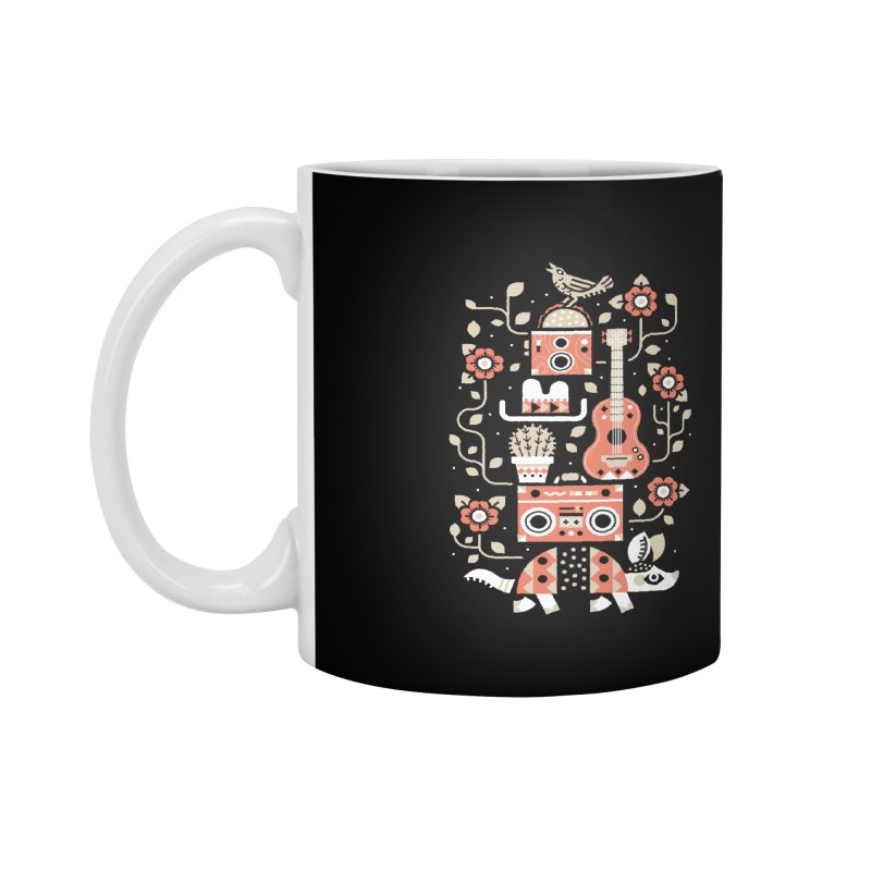 Groovy Armadillo Accessories Mug by Erikas