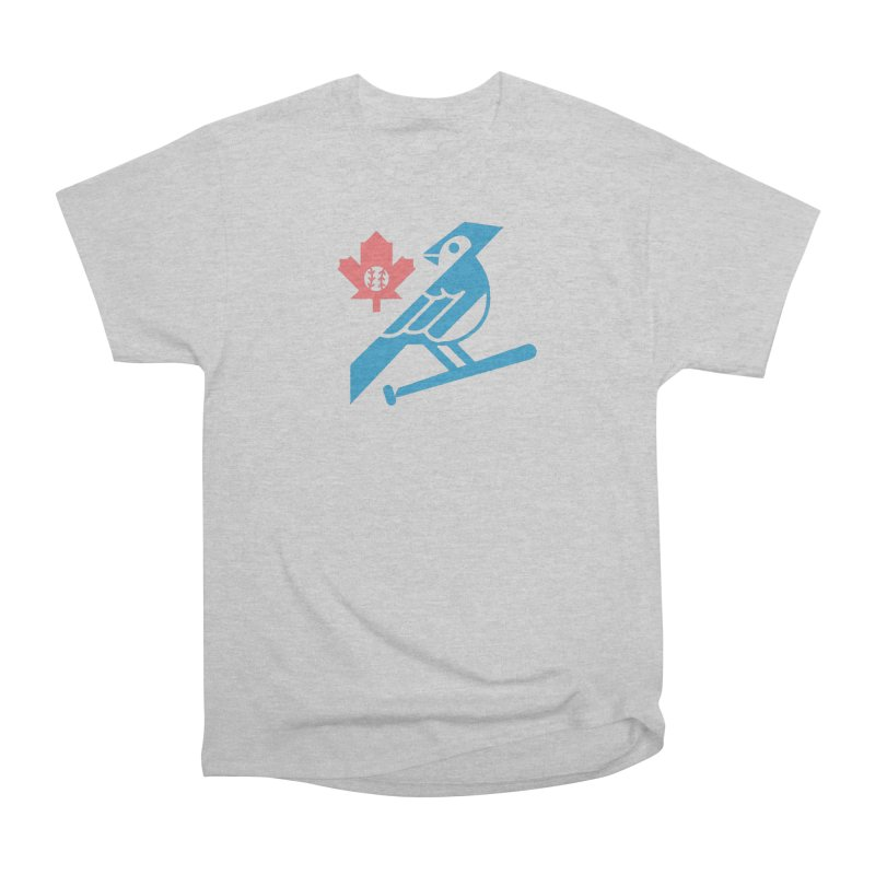 Toronto Blue Jays Men's T-Shirt by Erikas
