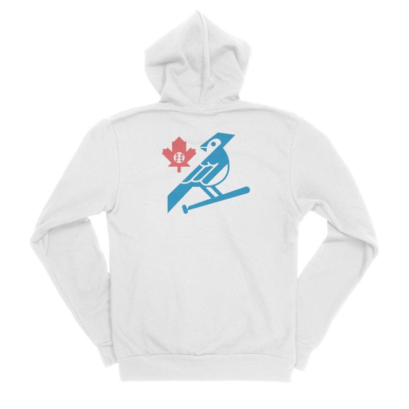 Toronto Blue Jays Men's Zip-Up Hoody by Erikas