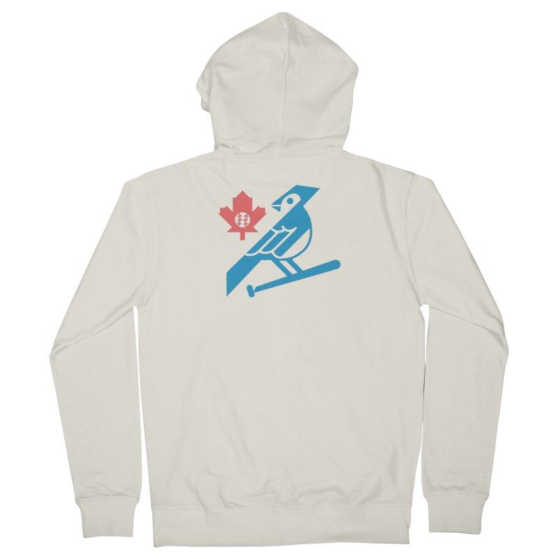 Toronto Blue Jays Women's Zip-Up Hoody by Erikas