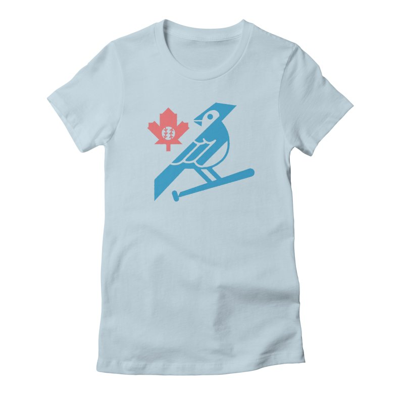 Toronto Blue Jays Women's T-Shirt by Erikas