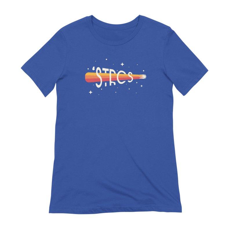 'Stros Women's T-Shirt by Erikas