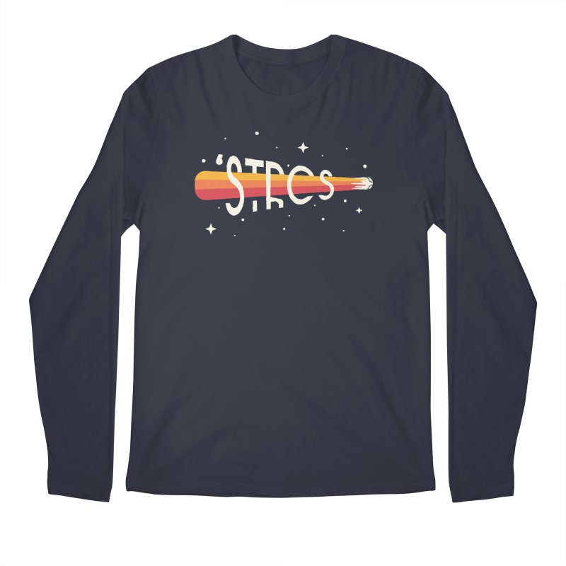 'Stros Men's Longsleeve T-Shirt by Erikas