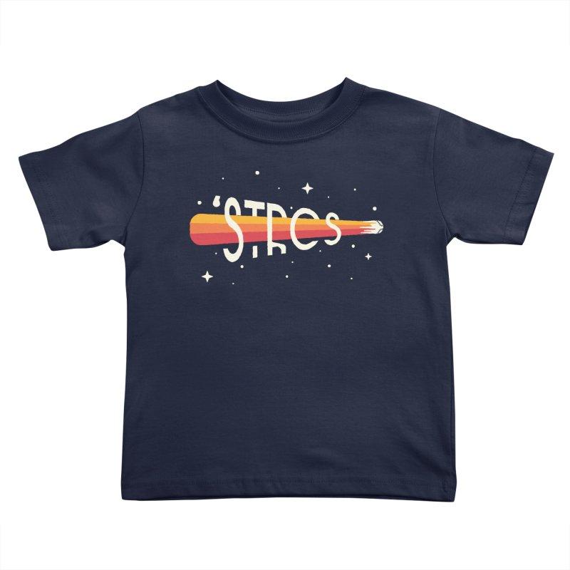 'Stros Kids Toddler T-Shirt by Erikas