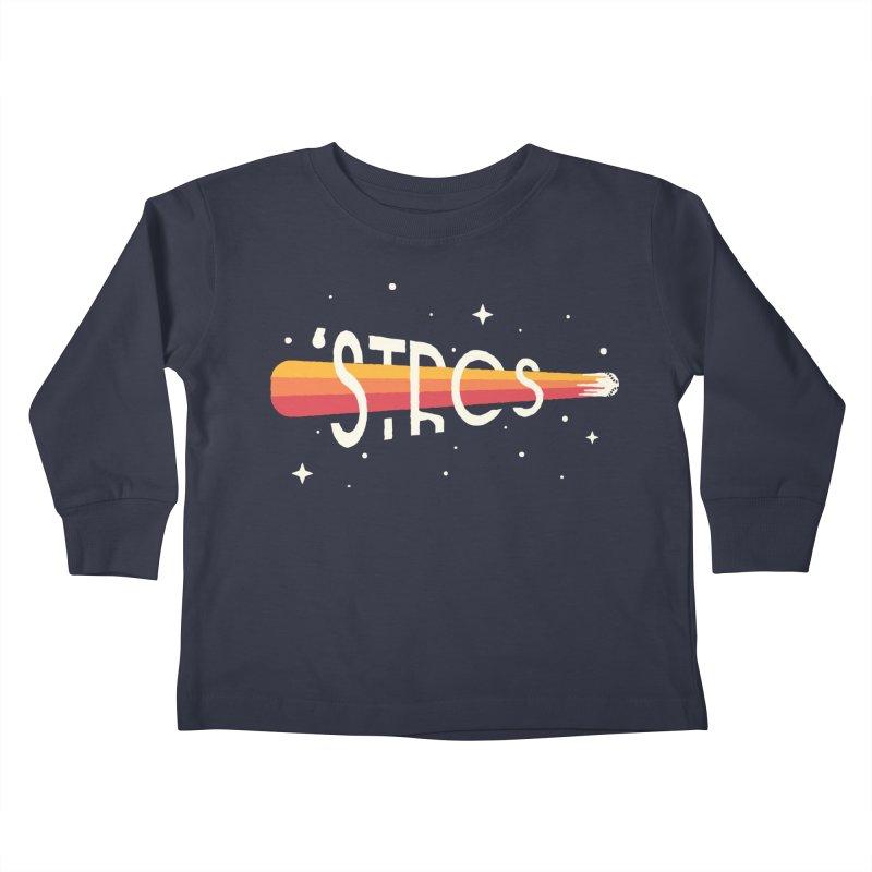 'Stros Kids Toddler Longsleeve T-Shirt by Erikas