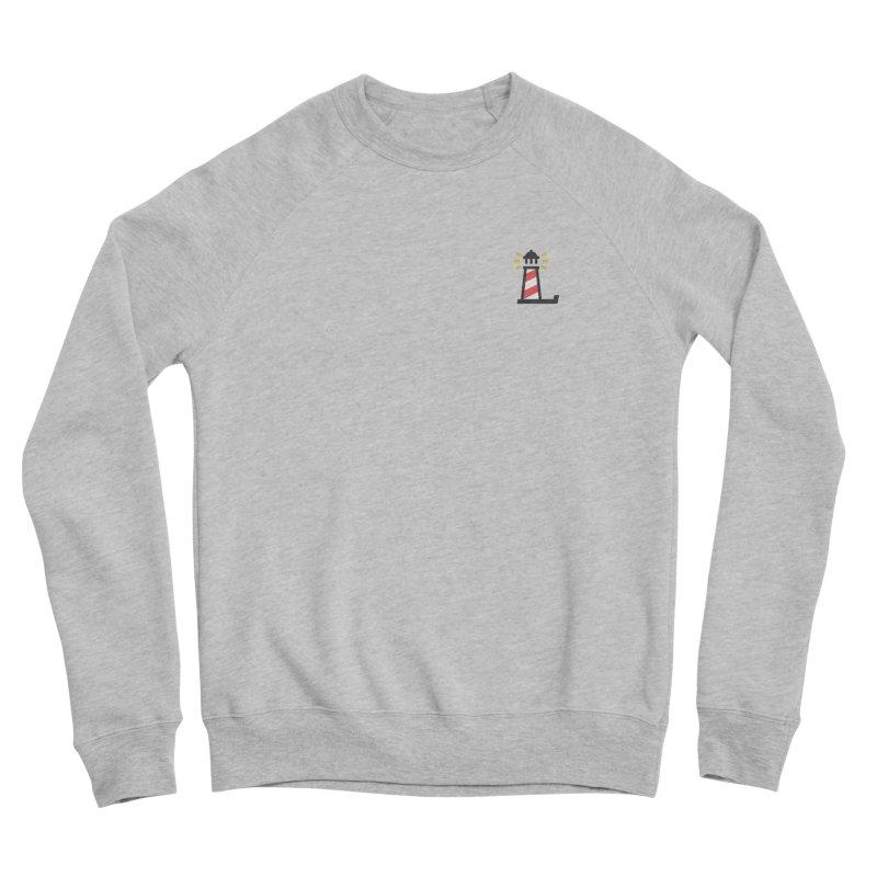 Lighthouse Women's Sponge Fleece Sweatshirt by Erika's Lighthouse Artist Shop