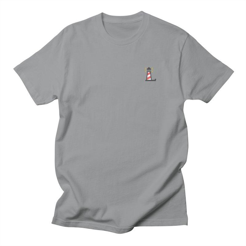 Lighthouse Women's Regular Unisex T-Shirt by Erika's Lighthouse Artist Shop