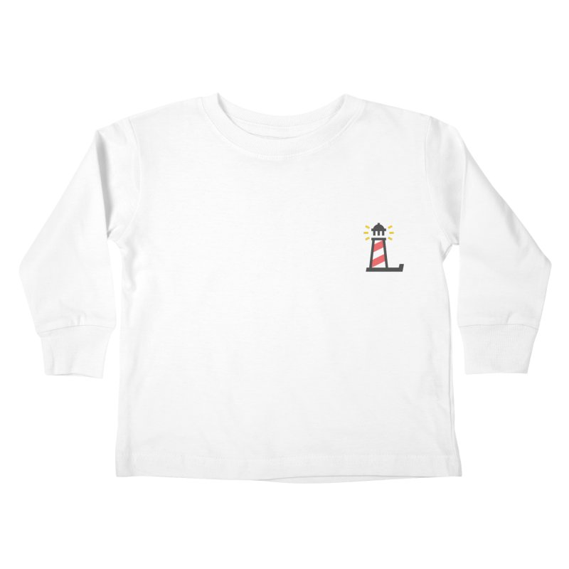 Lighthouse Kids Toddler Longsleeve T-Shirt by Erika's Lighthouse Artist Shop