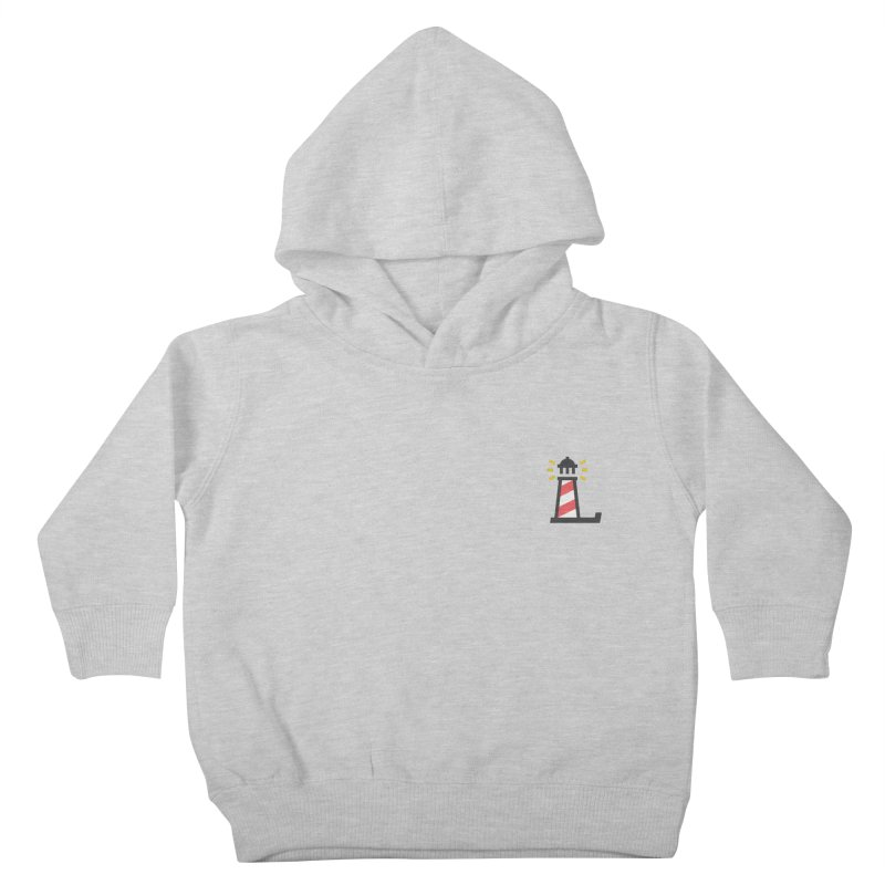 Lighthouse Kids Toddler Pullover Hoody by Erika's Lighthouse Artist Shop